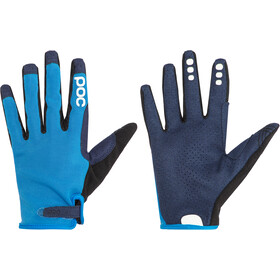 POC Resistance Enduro Gloves Adjustable, furfural blue